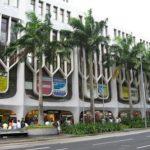 Trung tâm Peninsula Plaza, nơi mua sắm quà lưu niệm giá rẻ mà chất lượng tại singapore