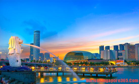 Những điều quan trọng cần biết khi du lịch Singapore