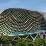 Nhà hát quả sầu riêng nổi tiếng ở Singapore