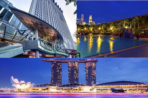 Khuyến mại, giảm giá cực tốt khi đặt khách sạn tại Singapore