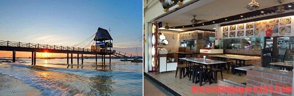 Bãi biển đẹp nhất tại Singapore nhất định phải tới trong hè này