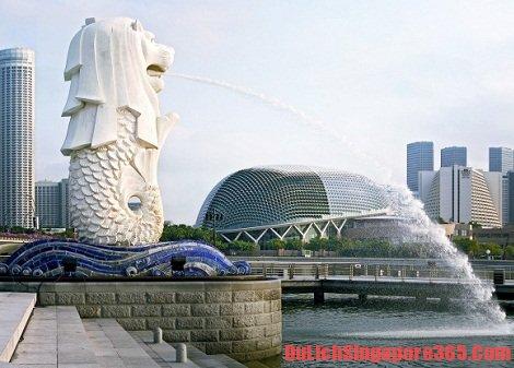 Điểm tham quan đẹp tại Singapore mà miễn phí vé và