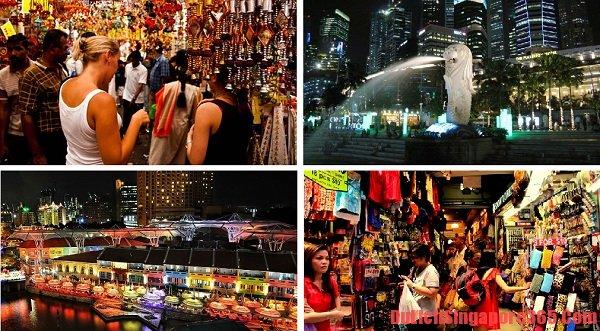 Cách lựa chọn quà lưu niệm tốt giá rẻ tại Singapore. Các trung tâm thương mại, trung tâm mua sắm sầm uất, sản phẩm chính hãng, tốt, giá rẻ.