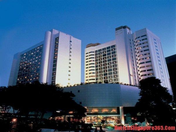 Danh sách khách sạn sang trọng nhất tại Singapore hoành tráng, tiện nghi, cao cấp.