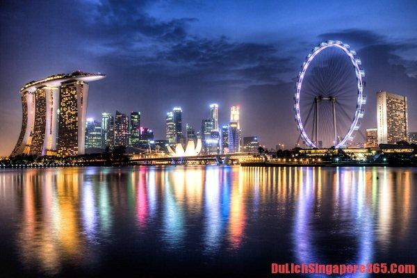 Danh sách khách sạn sang trong nhất tại Singapore ấn tượng, hiện đại, sang trọng không nên bỏ lỡ