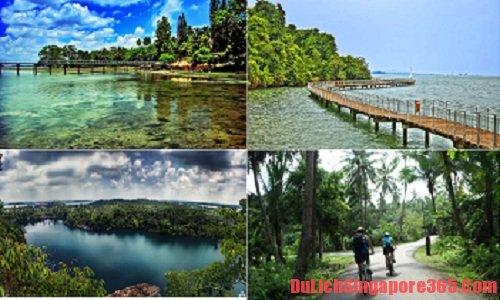 Đảo Pulau ubin địa điểm du lịch lý tưởng khi đến Singapore