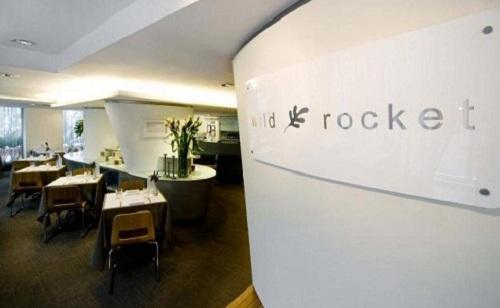Wild Rocket restaurant, địa chỉ nhà hàng ăn ngon tại Singapore