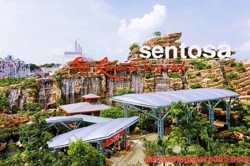 Các địa điểm vui chơi trên đảo Sentosa tuyệt đẹp