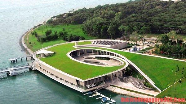 Du lịch thủy cung S.E.A Aquarium Singapore muôn màu giá rẻ. Thủy cung lớn nhất thế giới tọa lạc trên đảo Sentosa
