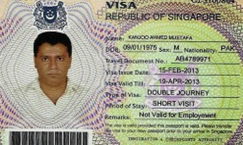 Hướng dẫn cách làm thủ tục xin Visa đi Singapore đơn giản nhanh chóng