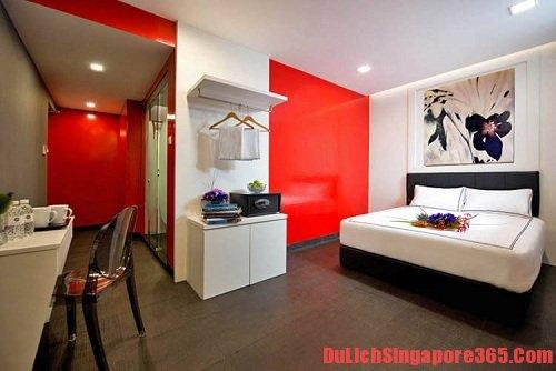 Khách sạn giá rẻ tại Singapore. Cách đặt phòng khách sạn giá rẻ tại Singapore nhanh nhất, tiện lợi.