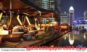 Khách sạn tốt, giá rẻ ở Singapore vị trí thuận tiện nhất