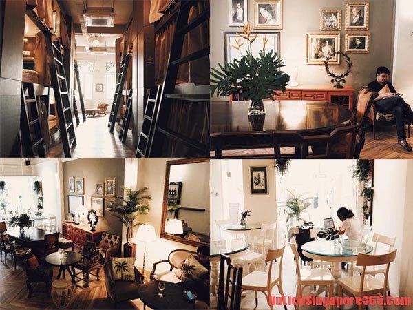 Khách sạn đẹp, giá rẻ, vị trí tốt ở Singapore nên chọn