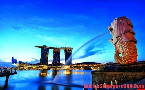Chia sẻ những cây cầu đẹp nhất tại Singapore