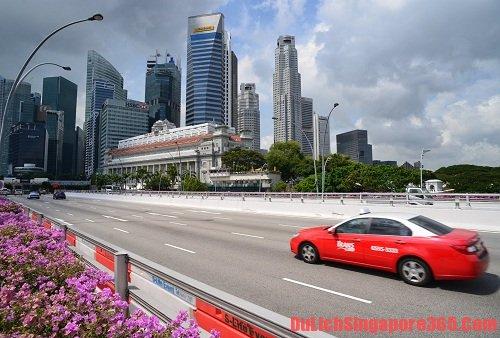 Top những cây cầu ấn tượng tại singapore