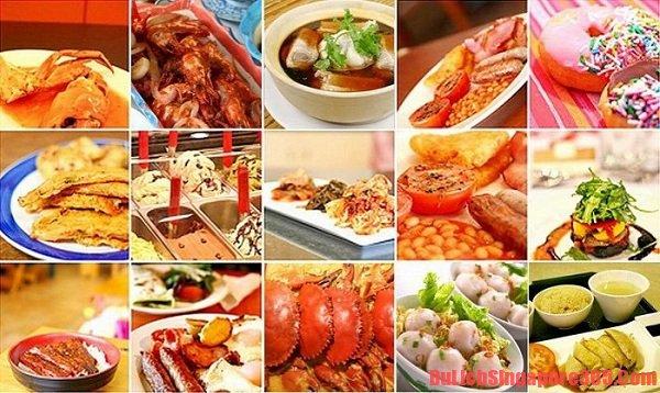 Những món ăn ngon và đặc sắc tại Singapore khi chụp ảnh cưới ở Singapore