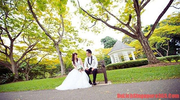 Những địa điểm đẹp và hấp dẫn để chụp ảnh cưới tại Singapore, bạn nên tìm hiểu những điều cần biết khi chụp ảnh cưới tại Singapore