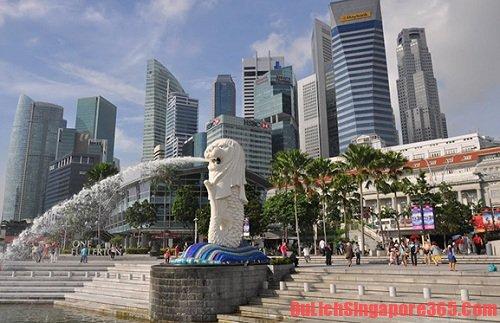Những hành động bị phạt tiền khi du lịch singapore bạn nên biết