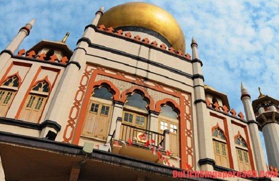 Điểm du lịch di tích lịch sử văn hóa nên tới ở SIngapore