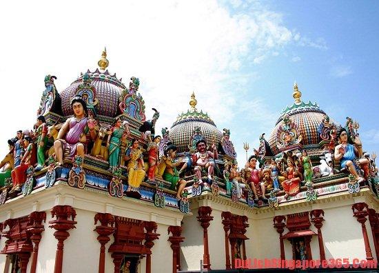 Những điểm tham quan văn hóa, di tích lịch sử nổi tiếng ở SIngapore