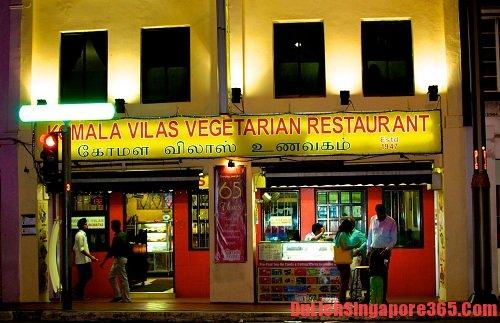Điểm tên một số quán ăn chay nổi tiếng tại Singapore bạn không nên bỏ qua