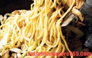Ẩm thực ngày tết ở Singapore, món ngon và hấp dẫn