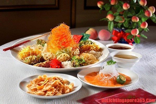 Khám phá những món ăn trong ngày tết truyền thống Singapore
