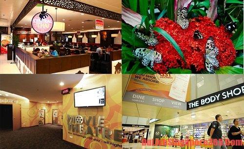 Làm gì trong thời gian quá cảnh ở sân bay Changi Singapore