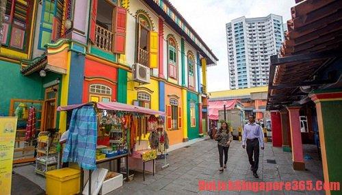Đến thăm khu chợ ướt điều bạn nên làm khi đến Singapore