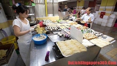 Những khu chợ bạn nên đến thăm khi đến Singapore