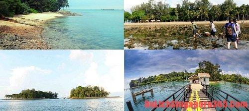 Đảo chị em điểm du lịch mới, lạ khi đến Singapore
