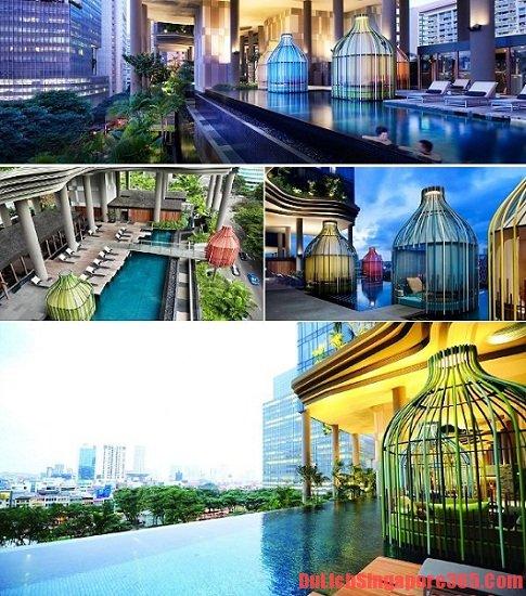 Kinh nghiệm đặt phòng khách sạn Singapore tiết kiệm