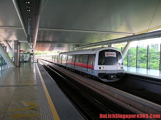 Cách đi từ Singapore sang Malaysia