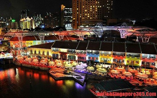 Địa điểm chụp ảnh đẹp nhất ở Singapore
