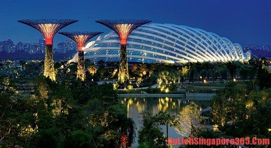 Du lịch Singapore chụp ảnh ở đâu đẹp?