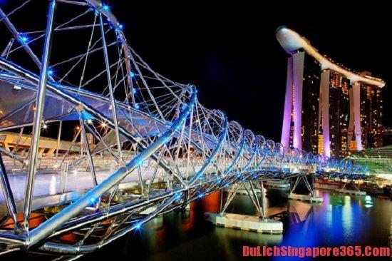 Chụp ảnh ở Singapore