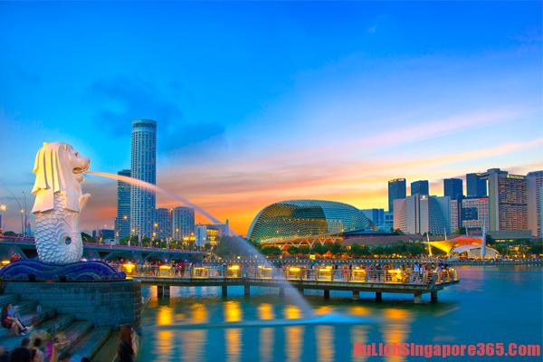 Địa điểm check in ở Singapore