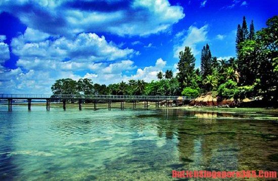 Đảo quỷ thiên đường đẹp nhất Singapore, nên khám phá
