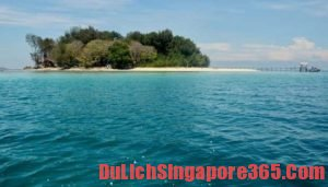 Hướng dẫn du lịch đảo Pulau Hantu, Singapore siêu đẹp