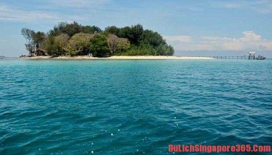 Hướng dẫn du lịch đảo Pulau Hantu, Singapore