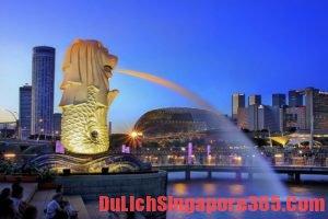 Tư vấn: Đi du lịch Singapore cần chuẩn bị những gì?