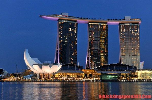 Đi du lịch Singapore cần chuẩn bị những gì?