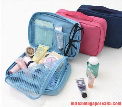 Cần chuẩn bị những gì khi du lịch Singapore?