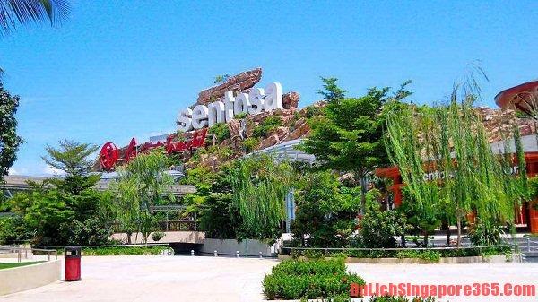 Du lịch bụi SIngapore, gợi ý lộ trình du lịch SIngapore tự túc 3 ngày 2 đêm