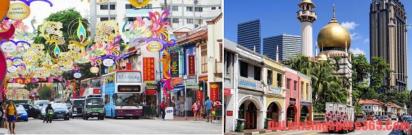 Điểm dừng chân của du lịch SIngapore, gợi ý điểm đển của tour du lịch SIngapore 3 ngày 2 đêm