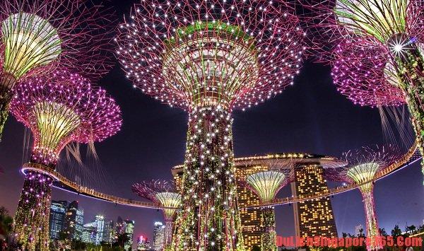 Gợi ý lịch trình du lịch Singapore tự túc 3 ngày 2 đêm