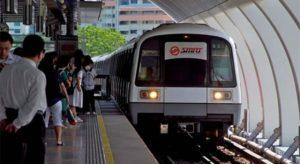 Hướng dẫn đi tàu điện ngầm ở Singapore