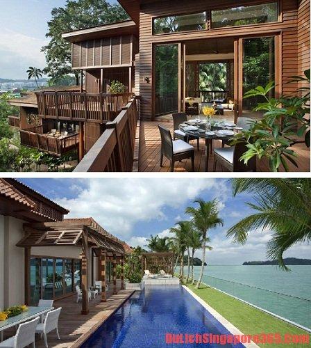 Hồ bơi lớn nhất ở Singapore
