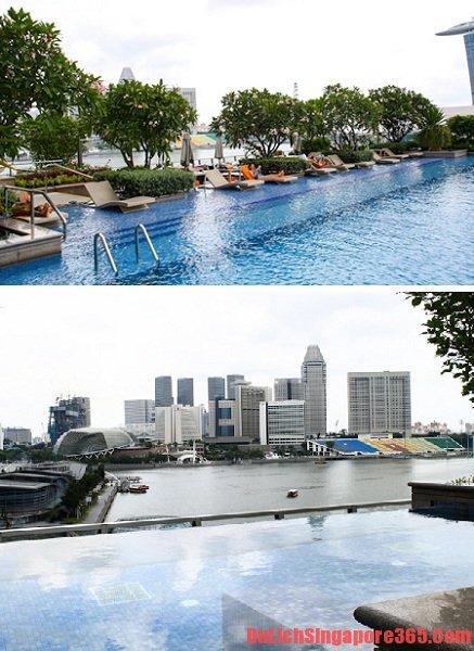 Nên ở khách sạn nào khi du lịch Singapore?