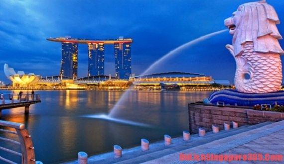 Khách sạn giá rẻ dưới 100 USD ở Singapore